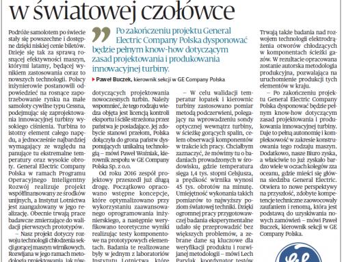Puls Biznesu: Polish engineers at the forefront