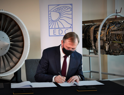 GE and the Łukasiewicz – Institute of Aviation extend the strategic cooperation for the next 15 years