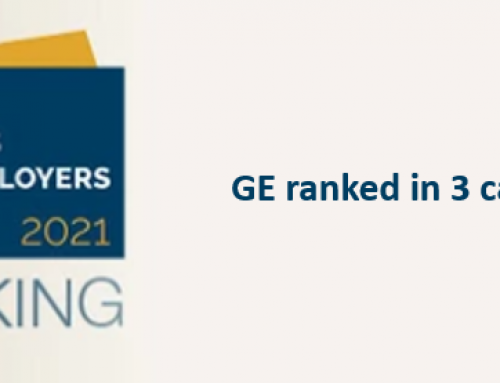 FORBES: GE ranked Poland's Best Employer 2021 in 3 categories