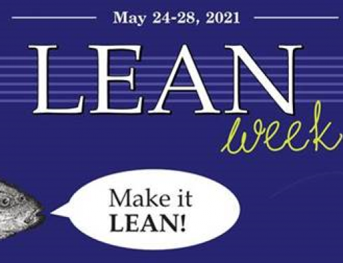 Our LEAN boot camp – EDC hosted LEAN Week