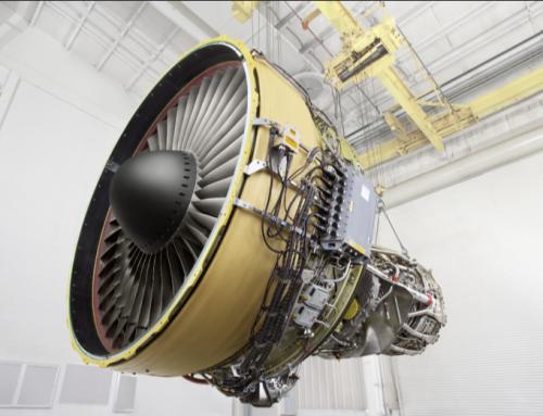 50 years of CF6 engine